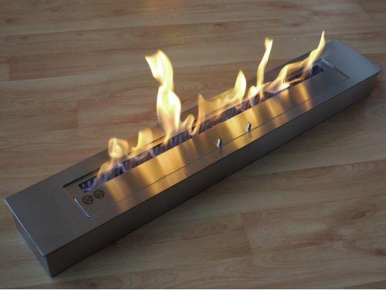 Brûleur FEUER 80 cm Bordure